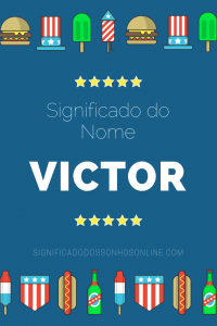 Significado do nome Victor
