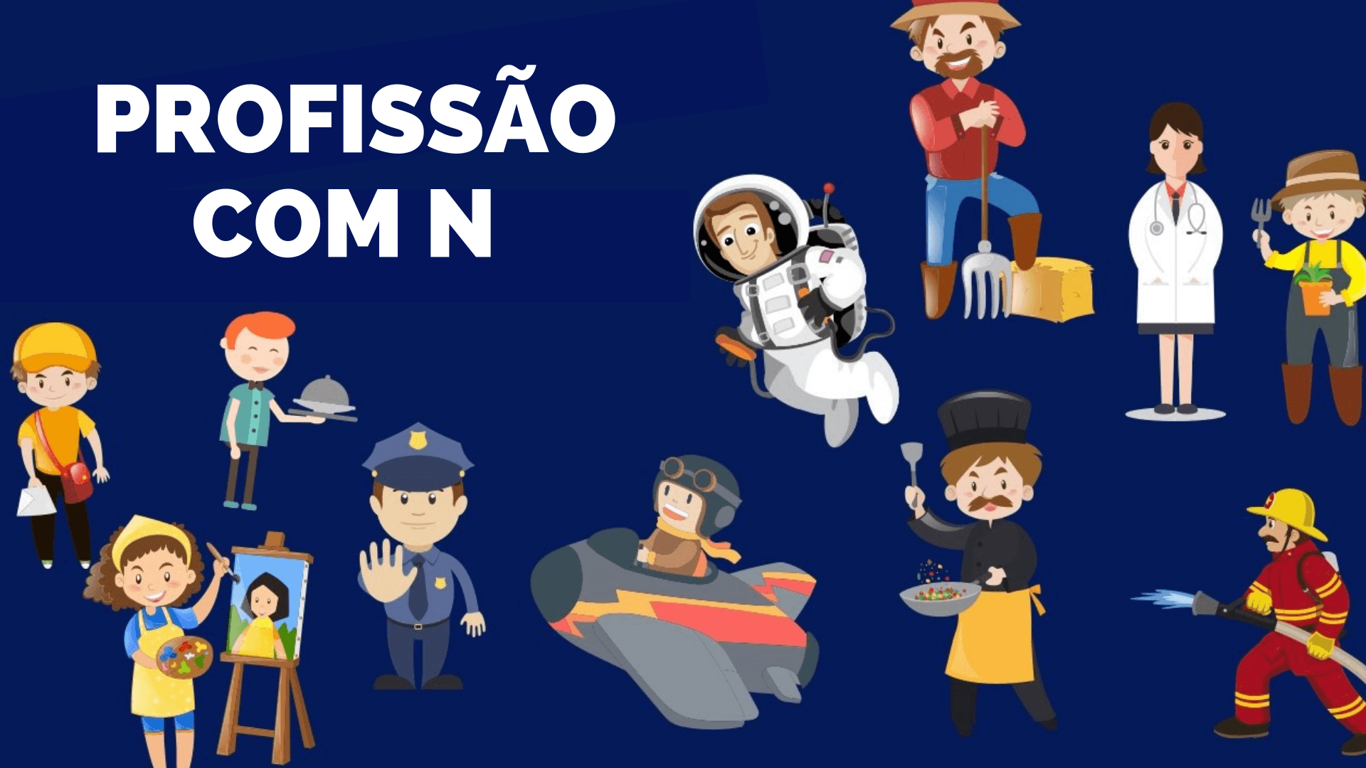 You are currently viewing ▷ Profissões Com N 【Lista Completa】